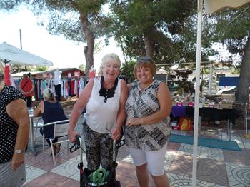 Torrevieja Stroke Support Autumn Fair 2016